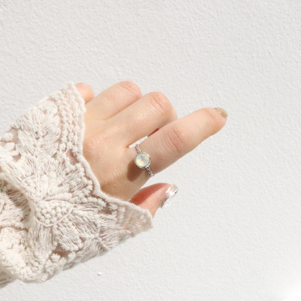 Swar Ring (4 color) ring bling moon