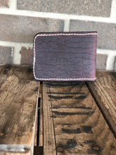 Load image into Gallery viewer, Brown Buffalo Billfold