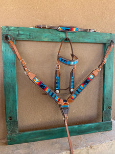 Pendleton Inlay Tack Set