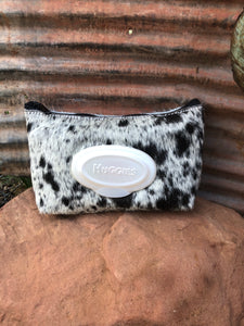 Cowhide Wipe Cover