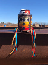 Load image into Gallery viewer, Pendleton inlay Drink Holder