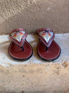 Pendleton Inlay Sandal Slot
