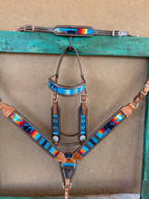 Load image into Gallery viewer, Pendleton Inlay Tack Set