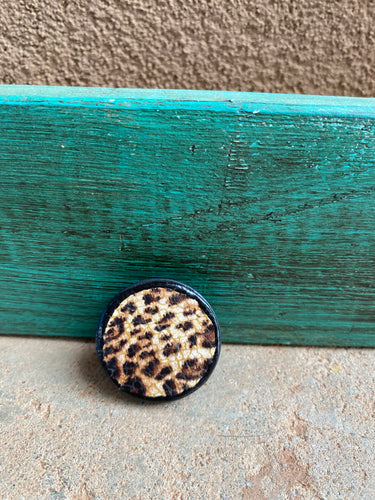 Leopard Phone Grip