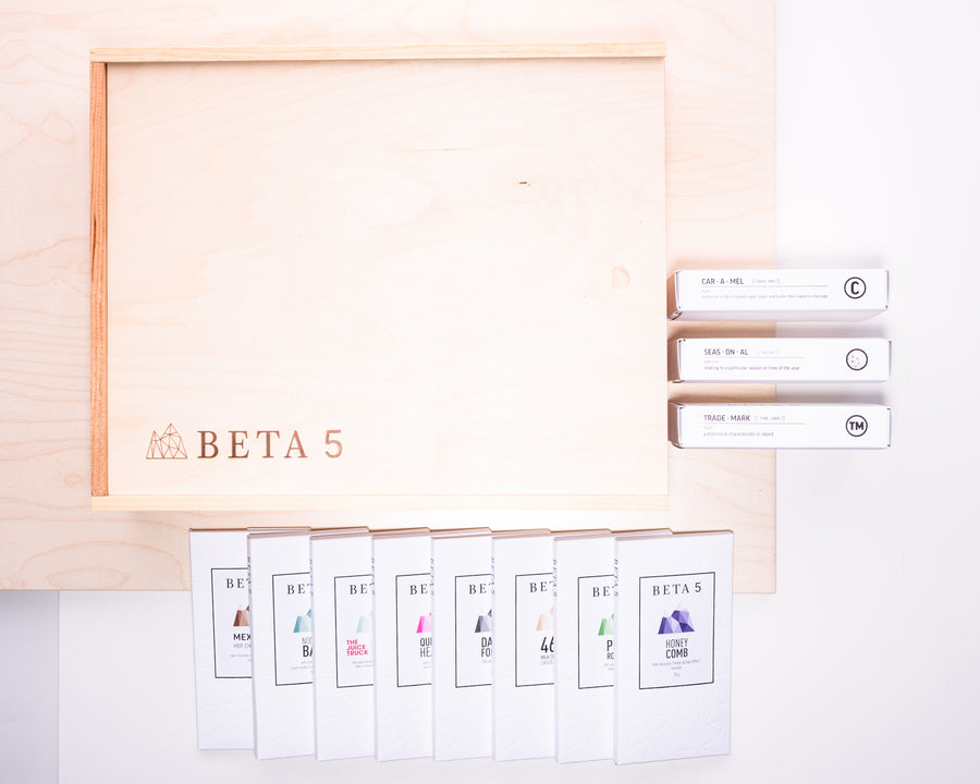 Beta5 Anthology Gift Box