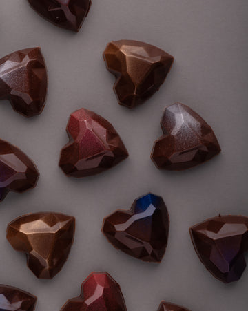Valentines Chocolate Hearts Collection