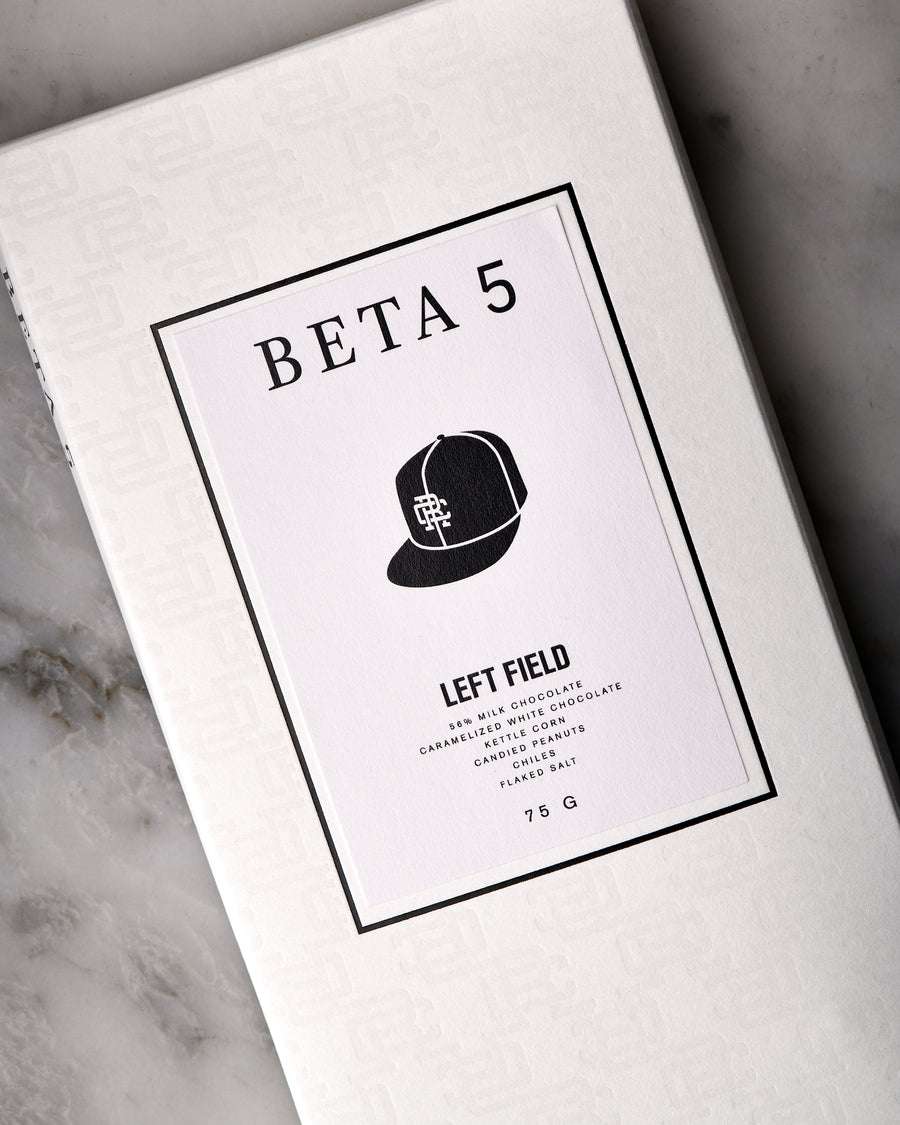 BETA5 x REIGNING CHAMP // LEFT FIELD POLYGON BAR