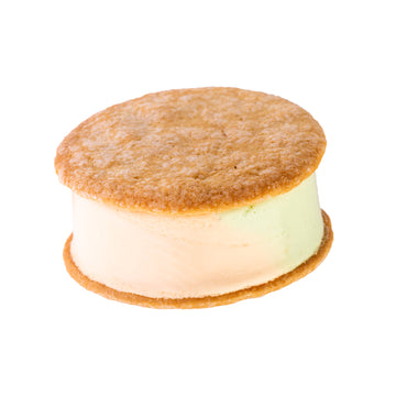 Melon Ice Cream Sandwich