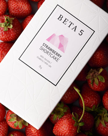 Strawberry Shortcake Polygon Bar
