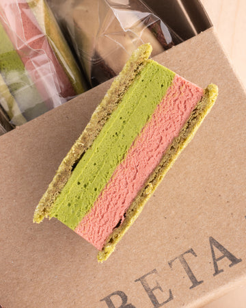 Ice Cream Sandwich Pack // Strawberry - Matcha