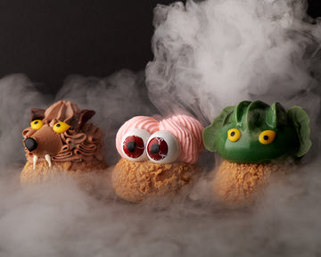 Monster Mash Cream Puff Pack // Friday October 30