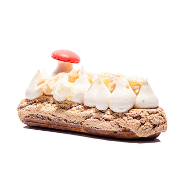 November 23 - December 31 // White Forest Eclair