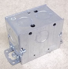 Steel City CDOW-25 Switch box 3in x 2 1/2in x 2in -- New