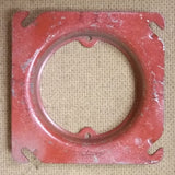 Raco Round Box Ring 4in 4.0cu in -- Used