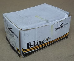 Cooper B-Line B2015PA Condiut Clamps 3in Box of 45 -- New