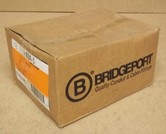 Bridgeport 924-S Conduit Straps 1 1/2in Box of 82 -- New
