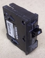 Siemens Q120 Circuit Breaker 20A Single Pole -- New