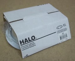 Halo 426 6-Inch Specular Clear Reflector Cone Trim -- New