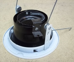 Downlight Trim 4in White -- Used