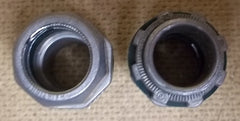 Compression Couplings for 1/2in Conduit Lot of 17 -- New
