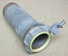 Conduit Fitting 2 1/2in x 8in with Compression Ring -- New
