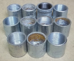 Coupings for 1 1/2in Conduit Lot of 11 -- Used