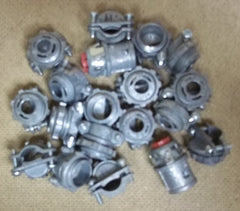 Conduit Connectors 1/2in Lot of 48 -- New