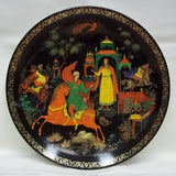 Bradford Exchange Vintage Collectible Plate Firebird Russian 11th In Series 6437 -- New