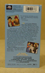 MCA Universal Ma And Pa Kettle Back On The Farm VHS Movie  * Plastic Paper -- Used