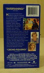 Touchstone Up Close & Personal VHS Movie  * Plastic Paper -- Used