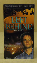 Namesake  Left Behind VHS Movie  * Plastic * -- Used