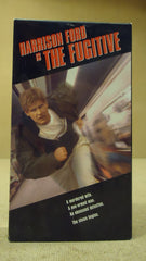 WB The Fugitive VHS Movie  * Plastic * -- Used