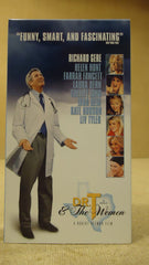 Artisan Dr. T and the Women VHS Movie  * Plastic * -- Used