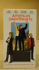 Columbia America's Sweethearts VHS Movie  * Plastic * -- Used