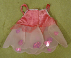 Build-A-Bear Ballerina Outfit BF23 * Fabric * -- Used