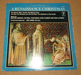 Turnabout A Renaissance Christmas LP TV-S 34569 Vintage Vinyl -- Used