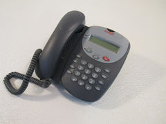 Avaya Digital Telephone Handset IP Office Black/Gray Corded 2402 -- New
