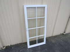 Handcrafted Antique Exterior True Divided Window Type A 50in x 24in Wood -- Used