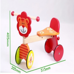 Baby wooden ride on dimensions-modern line furniture