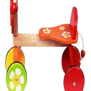 Baby wooden ride on wheels view-modern line furniture