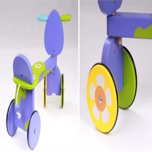 Baby colourful ride on wheels view-modern line furniture