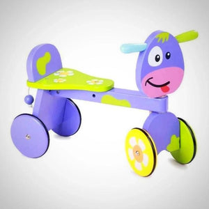 Wooden Ride On Toy - Modern Line Furniture