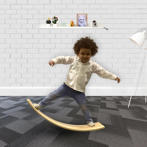 Kids Balance Board Down View - Modern Line Furniture