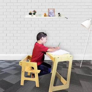 Kids Desk & Chair Set - Modern Line Furniture