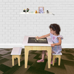 Ruby Activity Table & View - Modern Line Furniture