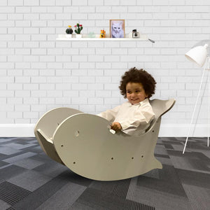 Kids Rocking Top Grey - Modern Line Furniture