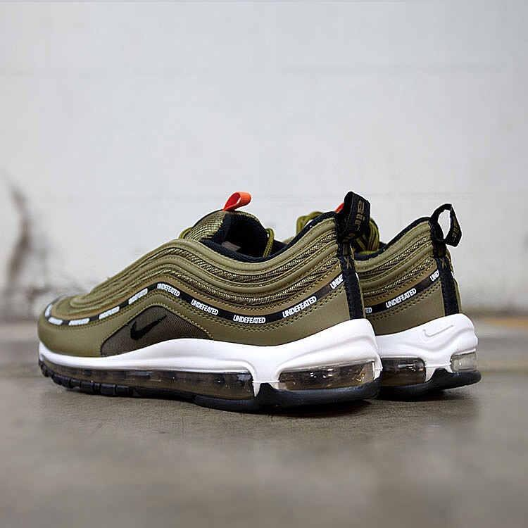 best service a98f9 0fe61 AIR MAX 97 OG UNDEFEATED OLIVE