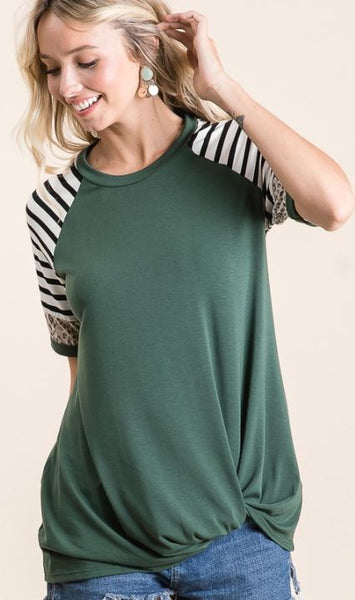 Make the Move Raglan Curvy