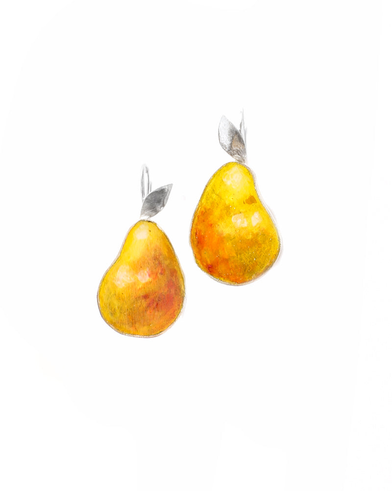 Pears Earrings
