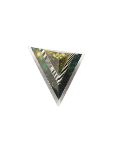 Triangle Brooch